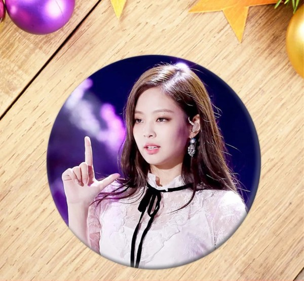 blackpink pin badge brooch