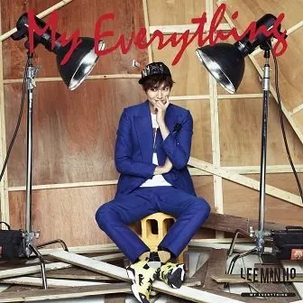 Lee Minho 1st mini-Album