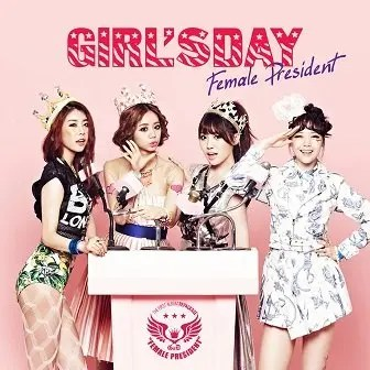 Girl's Day 1st Album Repackaged
