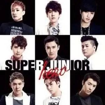 Super Junior Hero Japanese Album