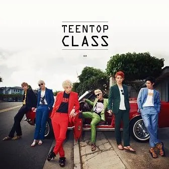 Teen Top Class EP