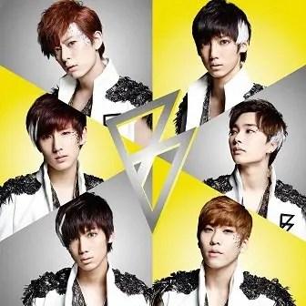 Boyfriend 4th Japanese Single