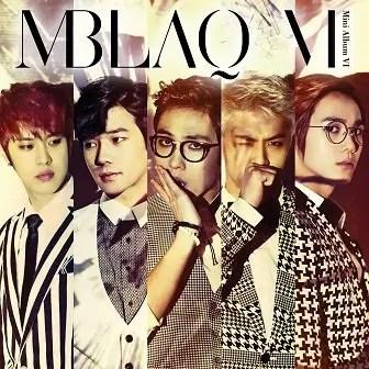 MBLAQ 6th mini-Album