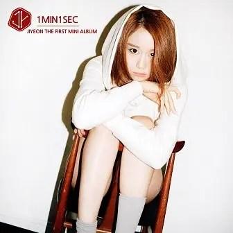 Jiyeon 1st mini-Album