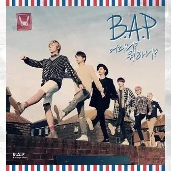 B.A.P 4th Single