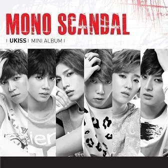U-KISS Mono Scandal mini-Album