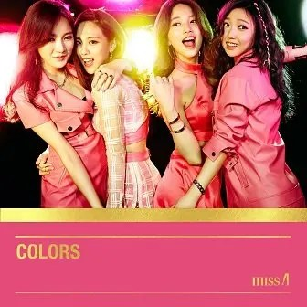 miss A Colors mini-Album