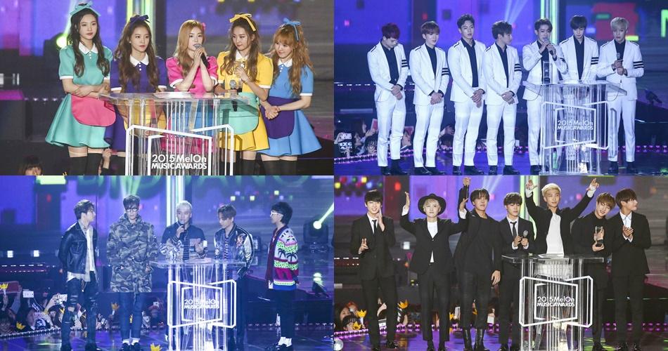 Imagini pentru melon music awards