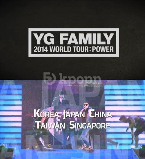 YG Family 來臺舉辦!? - Kpopn