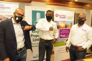 Victoria Mutual Investments Limited signs $700-million facility with Kingston Properties