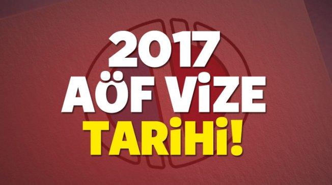 2017aofvize