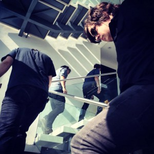 TheDomestics_Pic_Stairs