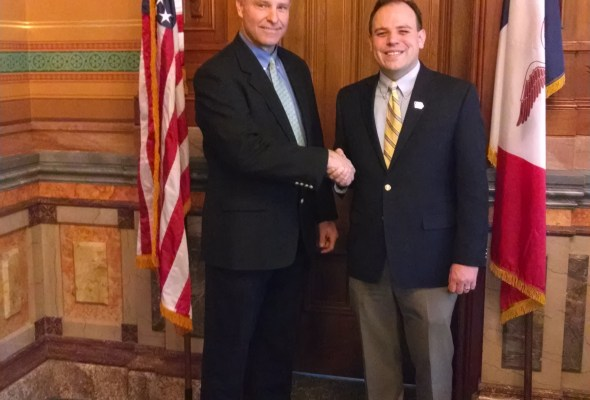 Kraayenbrink Official Candidate for Iowa Senate