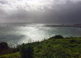 Dover bei Windstärke acht