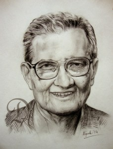 Pencil art by dipak part