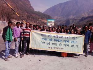 Name of the Project:Vishnugaad – Peepalkoti hydroelectric project{444}: River: Alaknanda Ganga; Dam Company : Tehri Hydro Development Corporation
