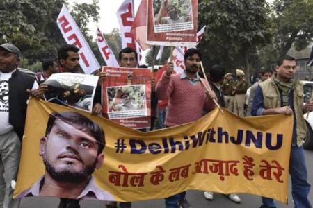 Sedition row: Delhi HC sets aside JNU's...