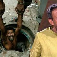 India - 27 Manual Scavengers died  in a month  #WTFnews