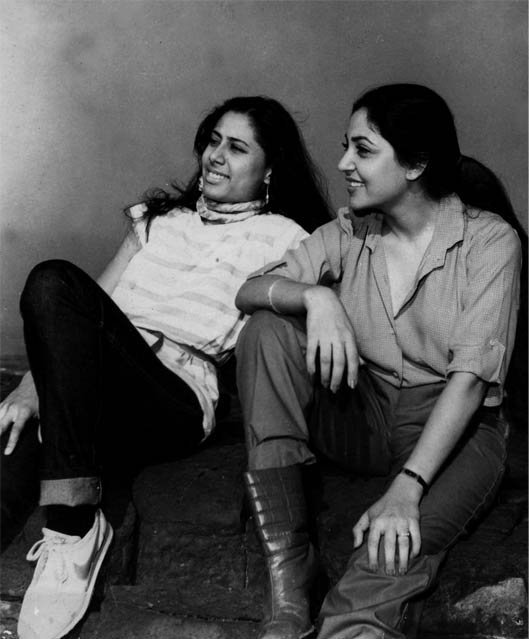 Remembering Smita  Patil - Poem by Deepti Naval