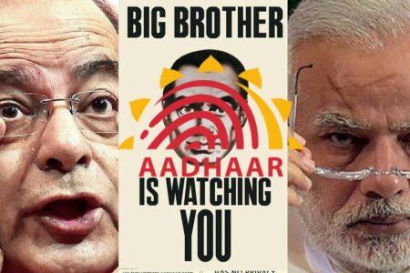 India – #Aadhaar  Card Expose #UID