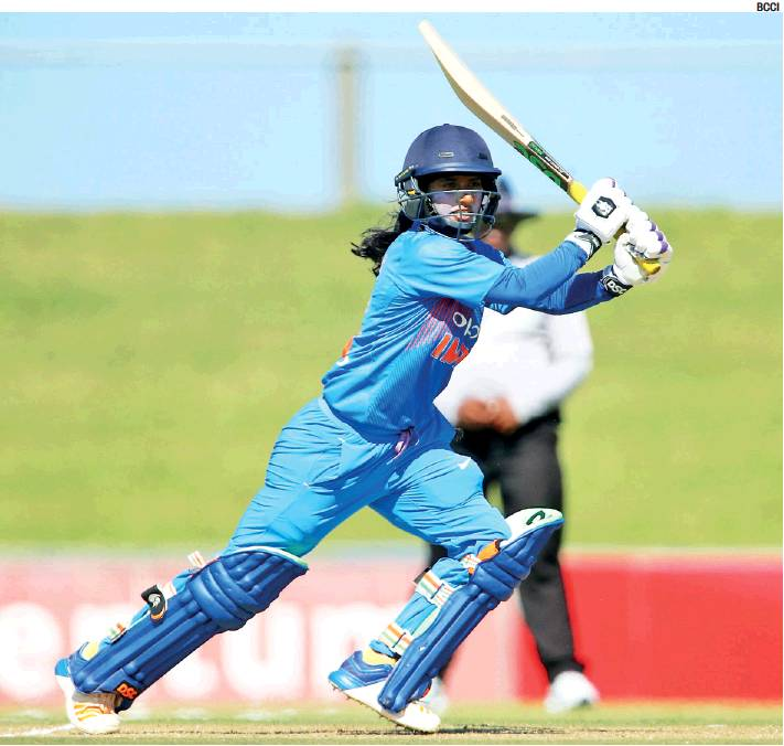 India- Women show the way in Cricket