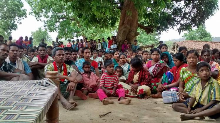 How corporate land grab is sought to be legitimized in Chhattisgarh by misusing legalframework