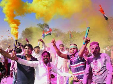 Rajasthan, West Bengal Bypoll : Congress...