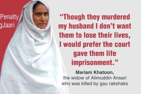 Jharkhand lynching  -Want Justice not Revenge:...