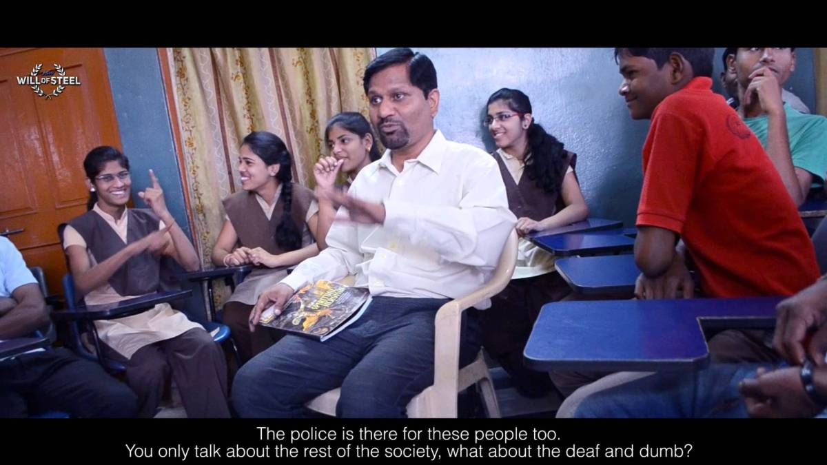 India - Counsellors video call to deaf-mute girl  for 14 hrs to prevent suicide