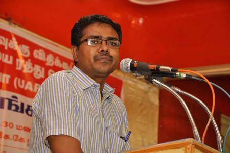 Advocate Vanchinathan's wife files habeas...