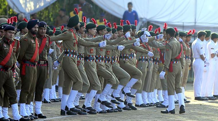 Modi Sarkar discusses military training plan for 10 lakh youth #WTFnews