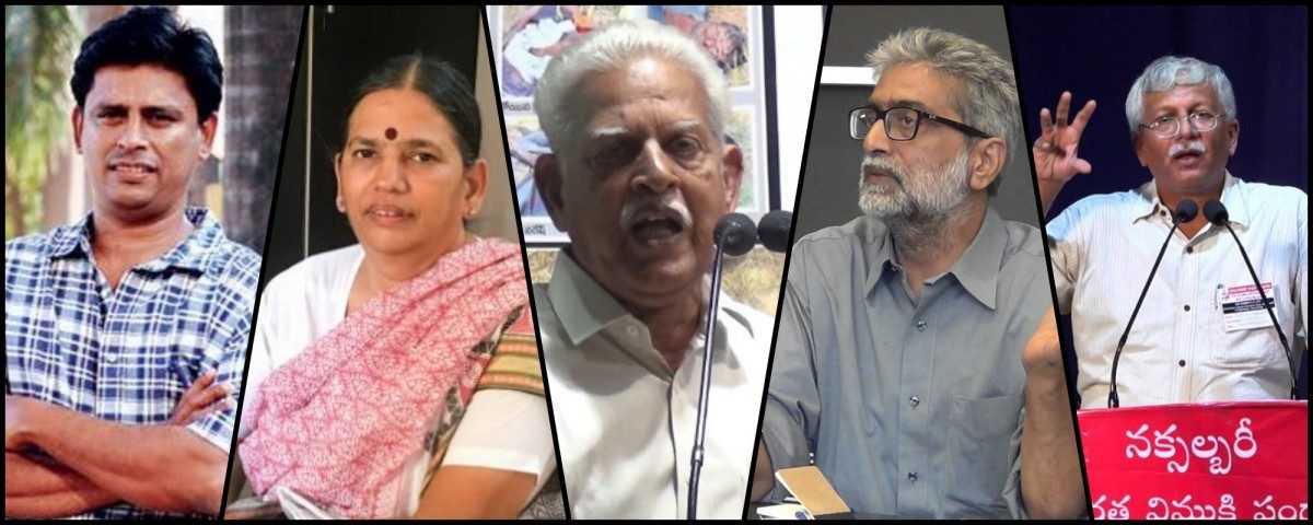 Human rights activists' arrest: Will this be another case of justice delayed?