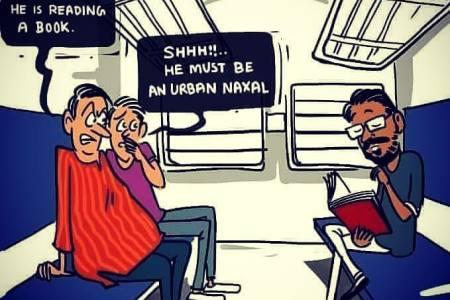 India- All This Urban Naxalism Talk