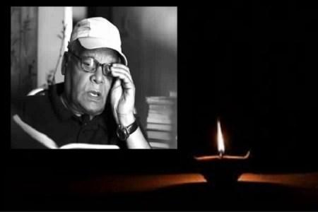 Vishnu Khare (1940–2018)  Adieu, dear poet...