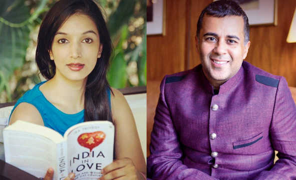 "Ira Trivedi calls out Chetan Bhagat's ""lie"" by releasing e-mail trail #MeToo"