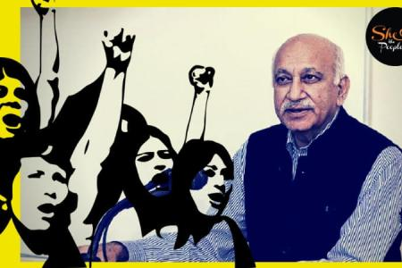 MJ Akbar is accused of rape. Can we stop...