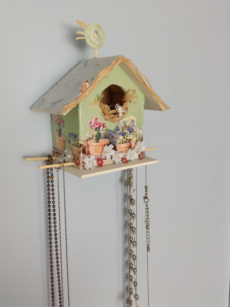 Home to Nest jewellery holder 01