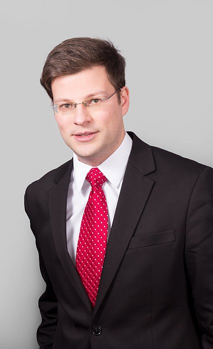 Anwalt für Ärzte: Sebastian Krahnert, Berlin