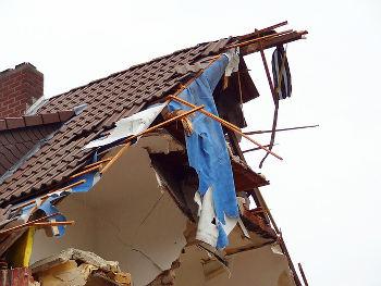 Schadensersatz und Schmerzensgeld im Personenschadensrecht nach Hausexplosion