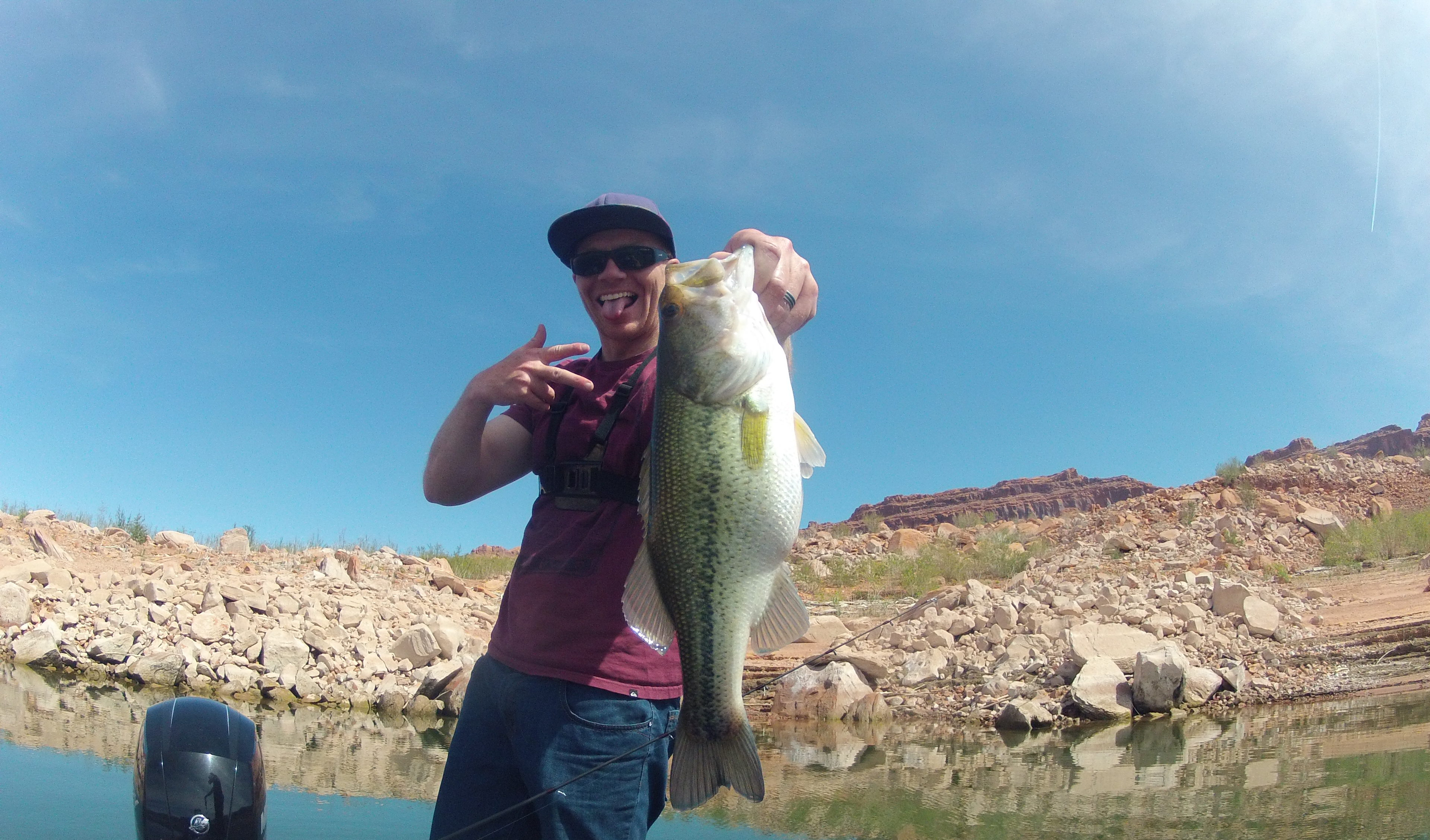 Water Temperature Affects on Bass Fishing - How to know what