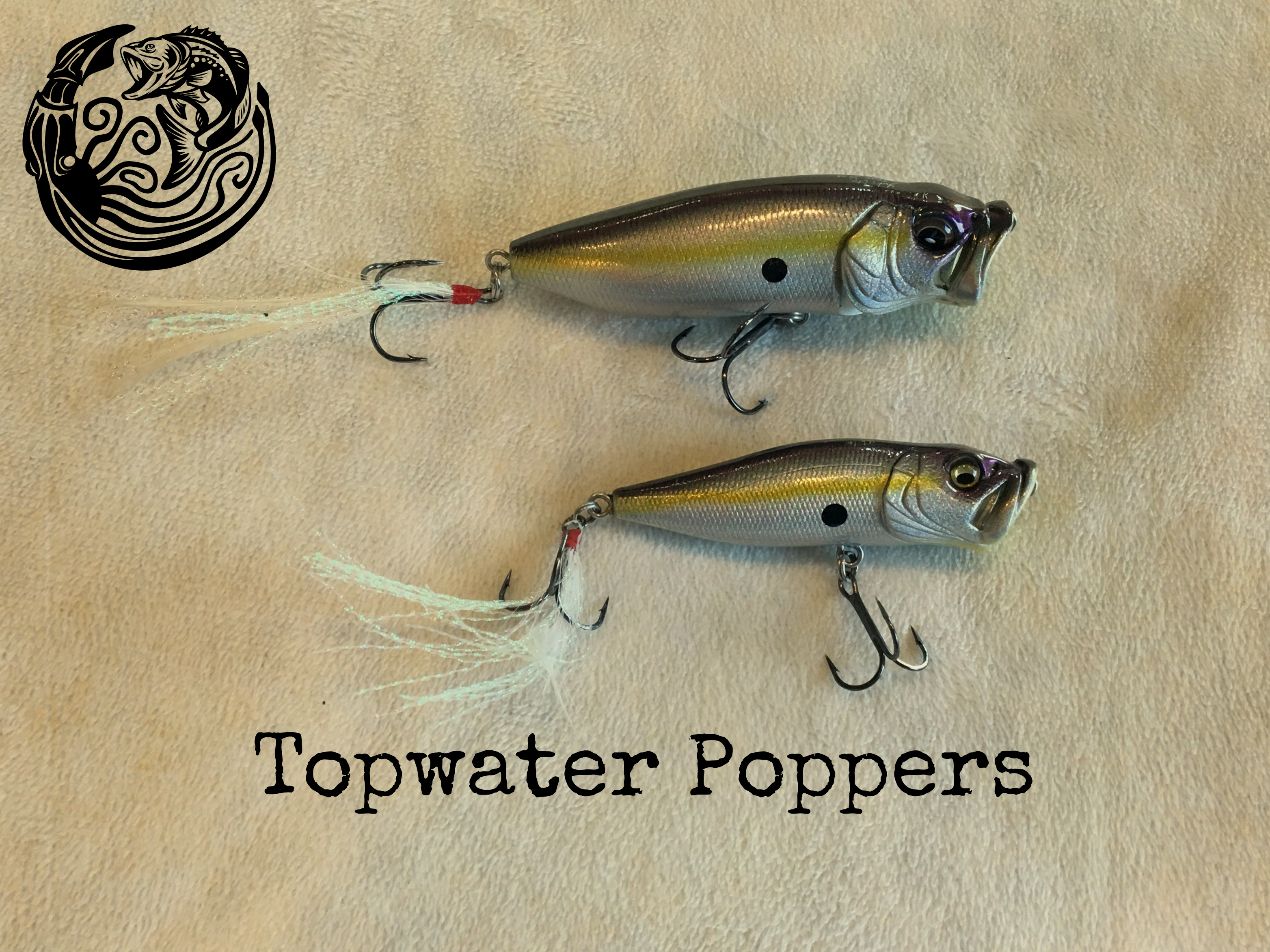 bass fishing topwater lures - where, when, what, & how to do it!, Fishing Bait