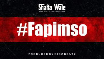 Shatta Wale Fapimso Mp3 Download