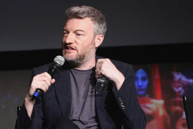 """LOS ANGELES, CA - JUNE 06: Charlie Brooker attends the FYSEE Event for Netflix's """"Black Mirror"""" at Netflix FYSEE At Raleigh Studios on June 6, 2018 in Los Angeles, California. (Photo by Tommaso Boddi/Getty Images)"""