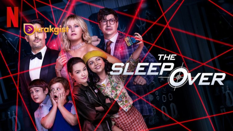 The Sleepover 2020 Full Movie Download