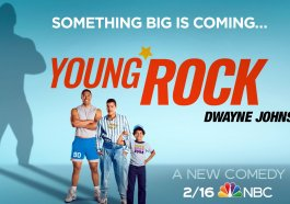 """The Rock Shares New Trailer For Origin Story Series """"Young Rock"""""""