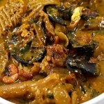 Learn How To Cook Ogbono Soup