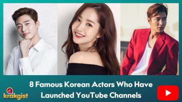 8 Famous Korean Actors Who Have Launched YouTube Channels