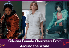 Kick-ass Female Characters From Around the World