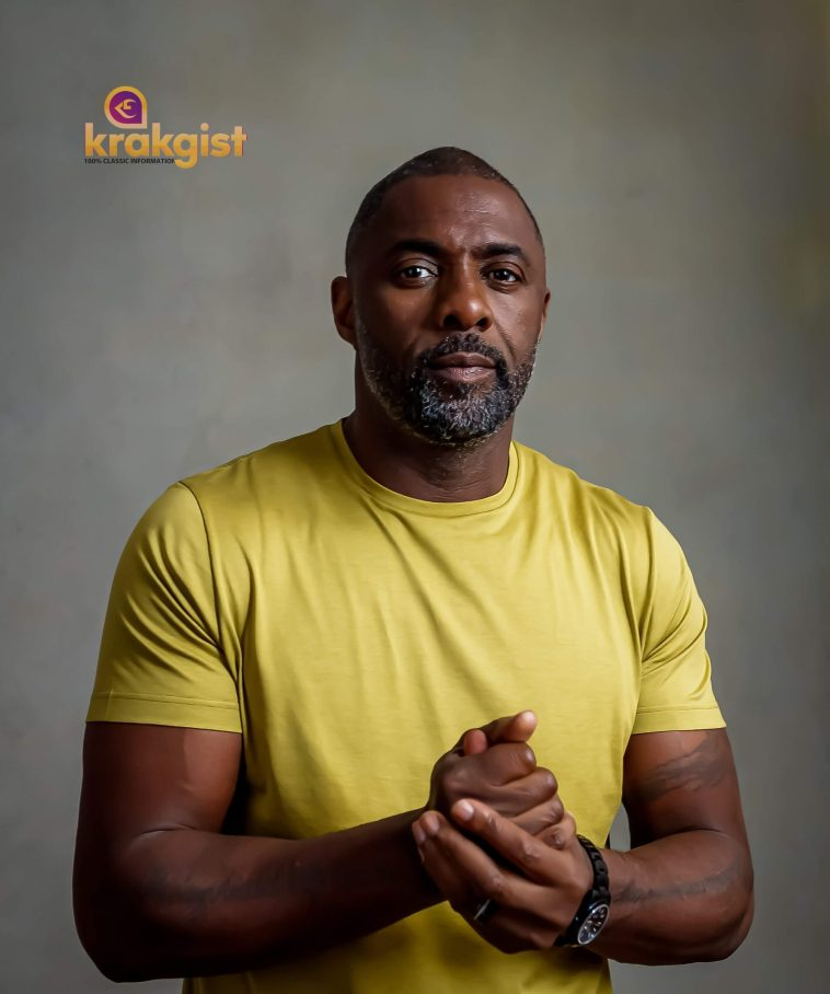 Idris Elba To Host 2021 Africa Day Concert on May 25th