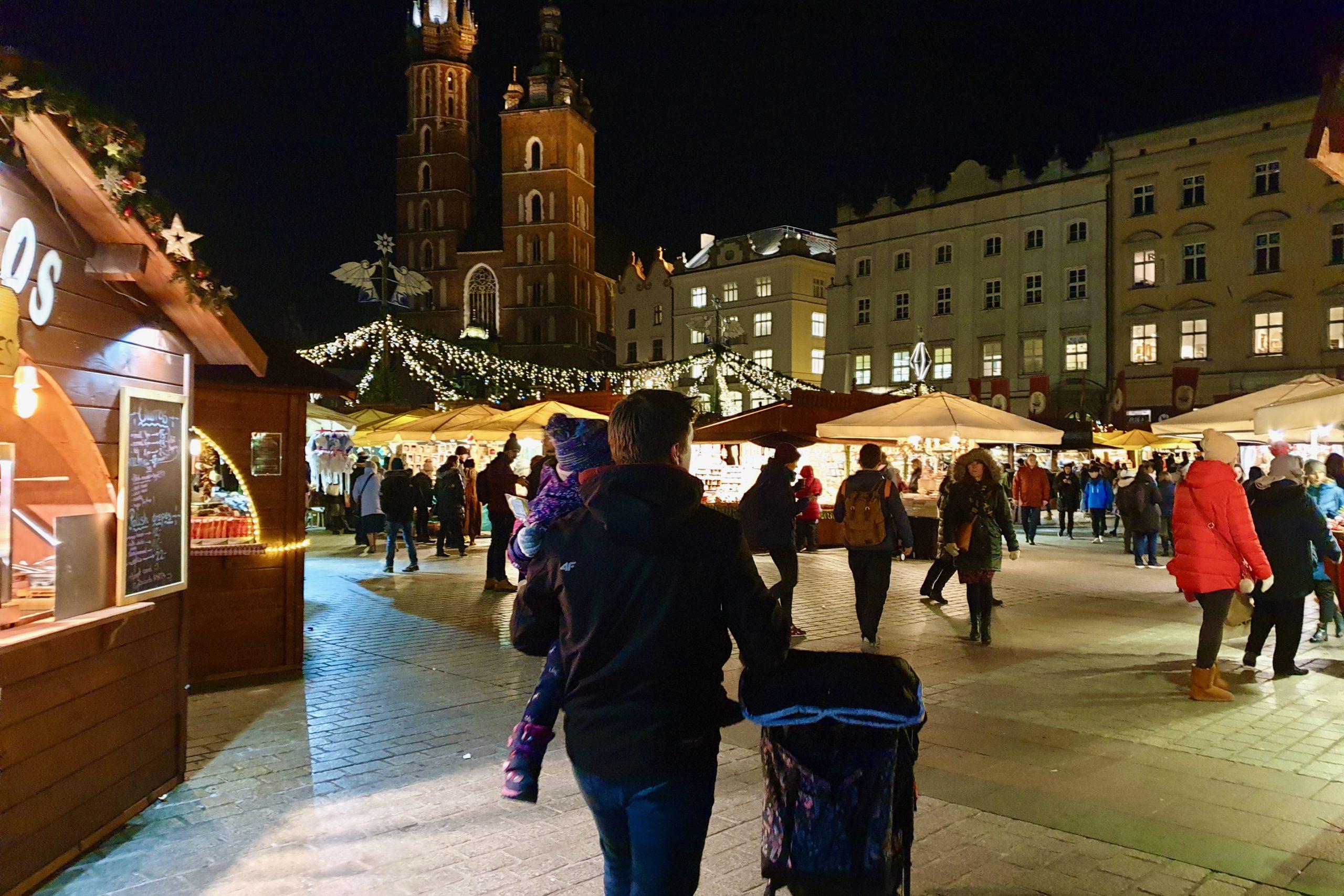 Świąteczny Rynek Główny
